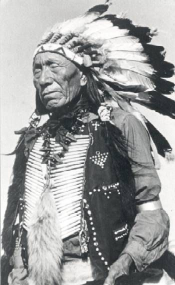Black Elk – Holy Man Of The Oglala Sioux, 1863-1950 ..*