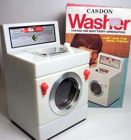 Washing Machine by Casdon Toys, 1970's