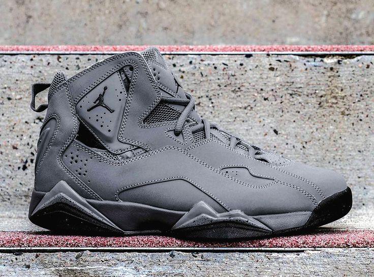 c8e5baeef6a0 JORDAN TRUE FLIGHT Cool Grey  sneakernews  Sneakers  StreetStyle  Kicks ...