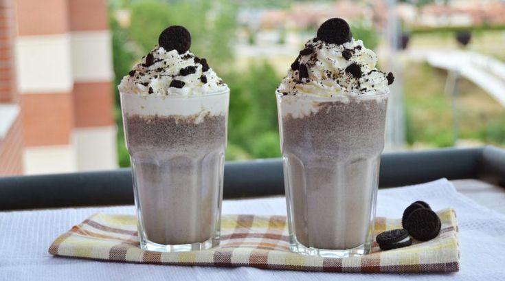 Oreo'lu Milkshake Tarifi - Evde Kendin Yap
