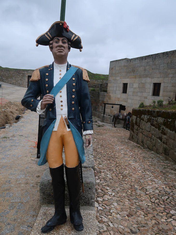 Museu Histórico-Militar de Almeida - Portugal © Viaje Comigo