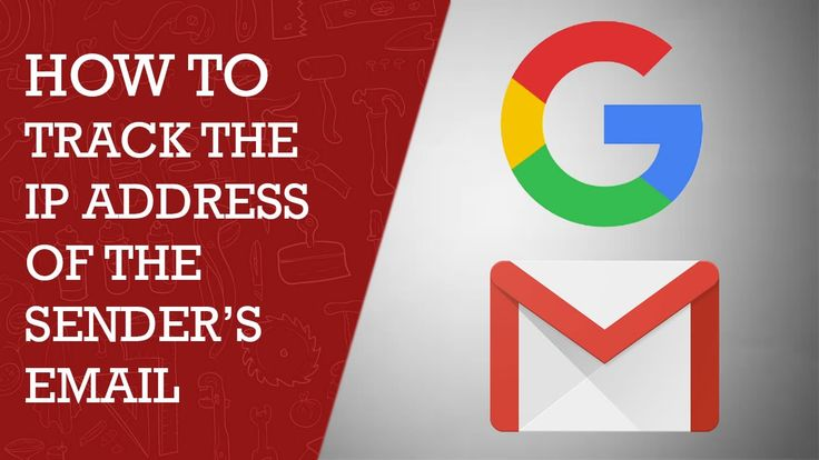 How to Track the IP Address of the Senders Email in Gmail 2015