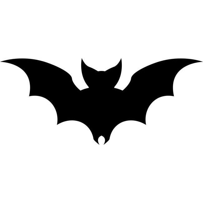 The  Best Bat Stencil Ideas On   Bat Template