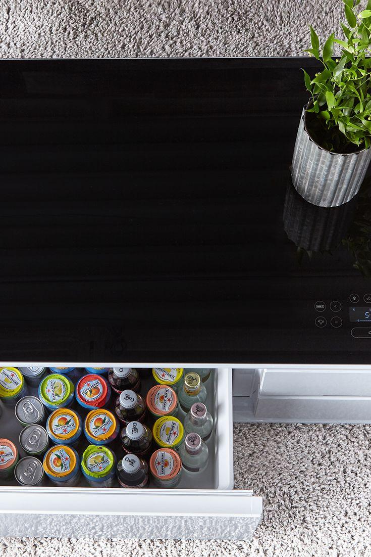 Sobro Smart Coffee Table White Coffee table design