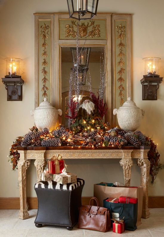 Holiday Entertaining Ideas Traditional Home I