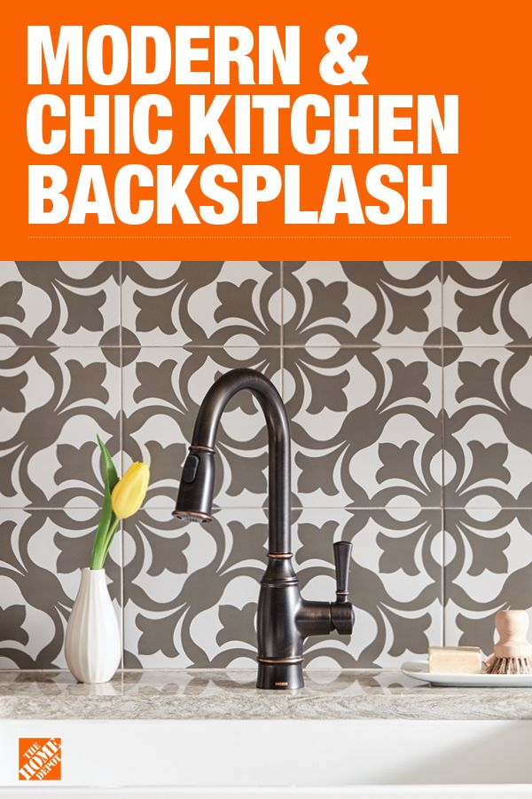 The Home Depot Has Everything You Need For Your Home Improvement Projects Click To Learn Mo In 2020 Diy Kitchen Renovation Kitchen Redesign Kitchen Backsplash Designs