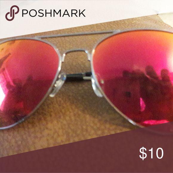Pugs Sunglasses Red tint Pug Jewelry