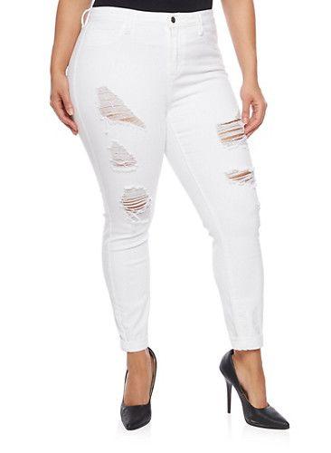 20 best Plus Size Jeans images on Pinterest | Plus size jeans ...