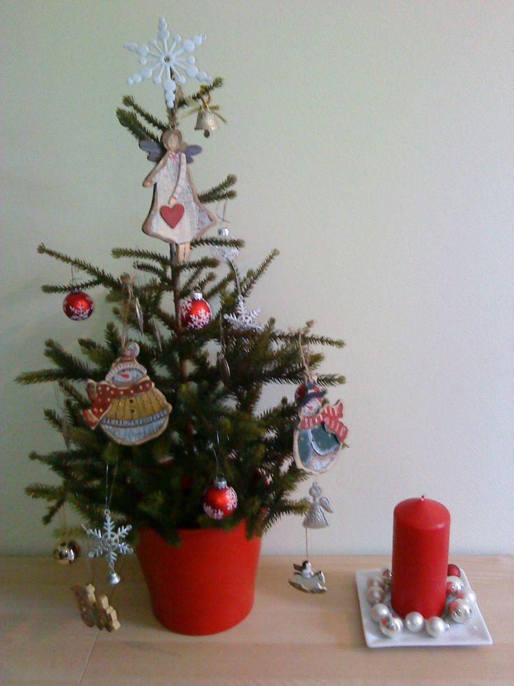 vánoční derorace