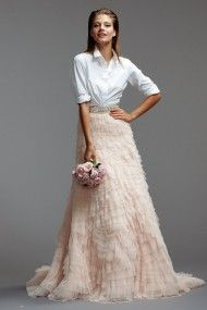 Not Another White Cream Champagne Skirt On