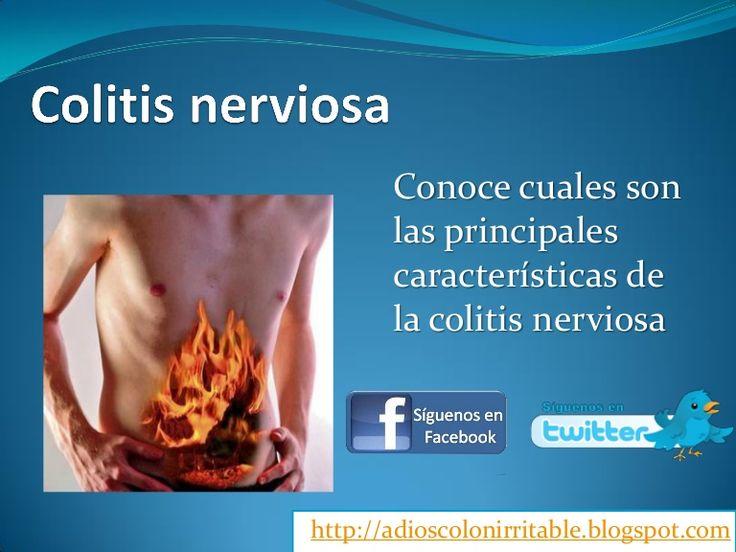 Dieta para colitis nerviosa
