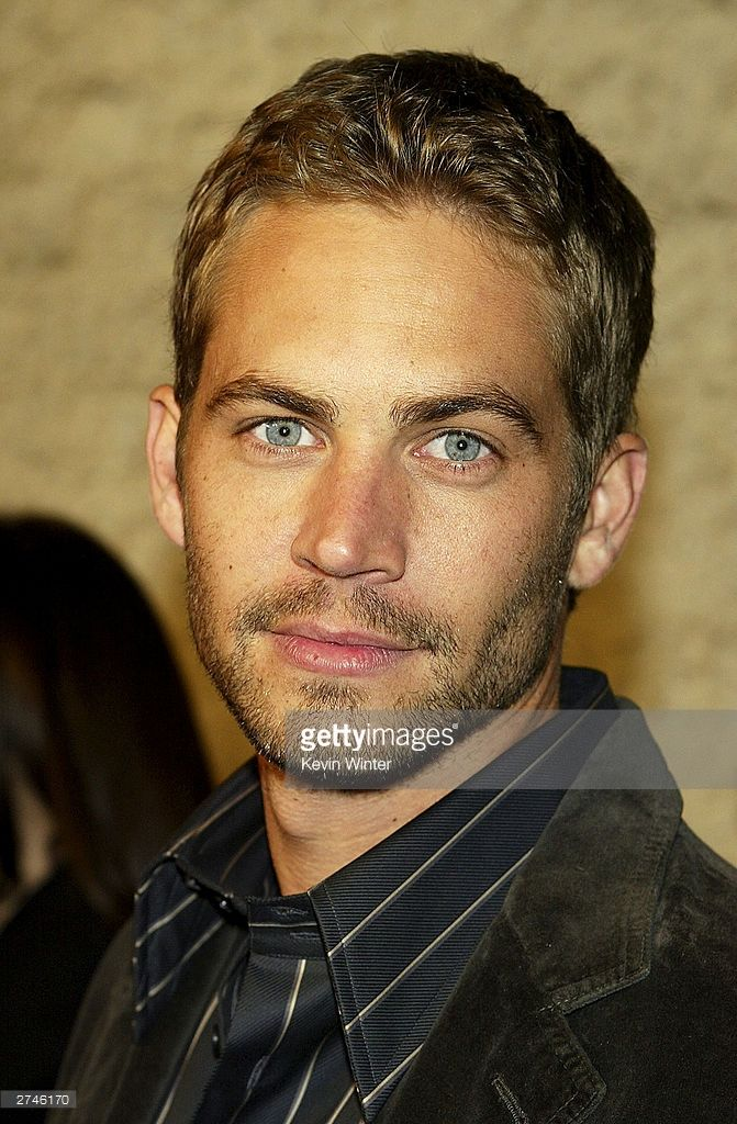 Actor Paul Walker arrives at the premiere of 'Timeline' at the National Theatre on November 19, 2003 in Los Angeles, California.