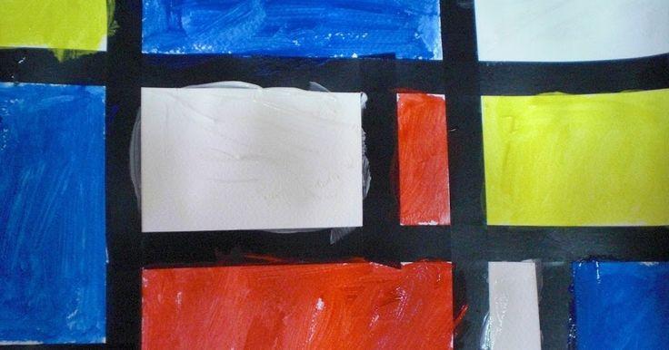 Ως μικροί καλλιτέχνες που είμαστε ξεκινήσαμε να ασχολο ύμαστε και να γνωρίζουμε υλικά και τεχνικές καλλιτεχνίας.   Είδαμε τα ξηροπαστέλ...