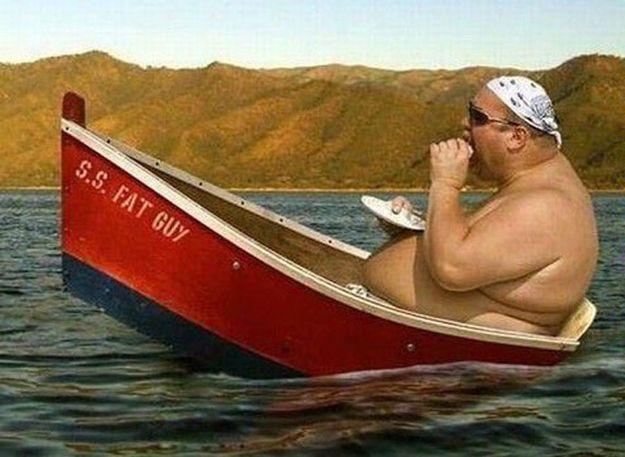 S.S. Fat Guy