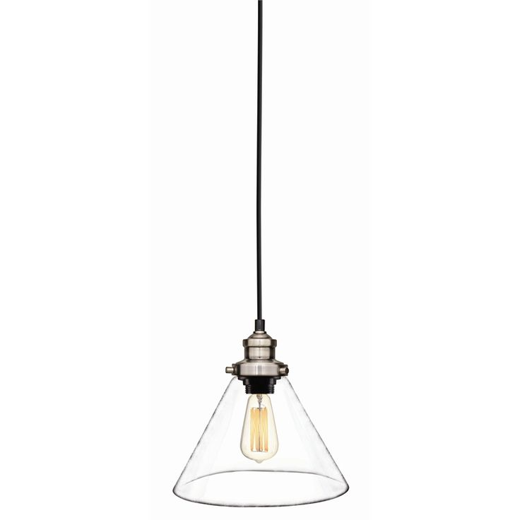 Find Brilliant 240V 23cm Clear Paige Light Pendant at Bunnings Warehouse. Visit your local store for the widest range of lighting & electrical products.