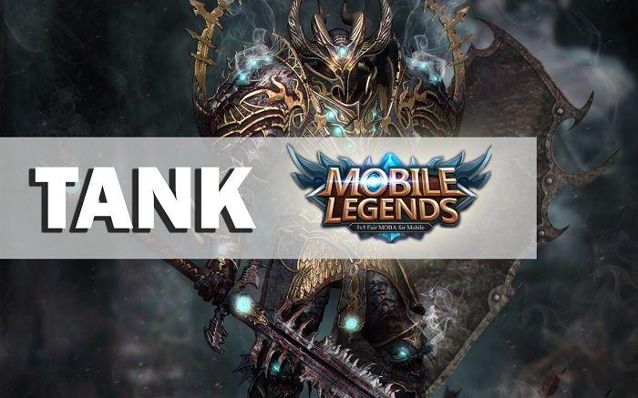 Item dan Strategy Mobile Legends Khusus Hero Tank
