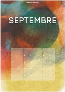 Calendrier 2018 Serie Aristique  #calendrier #portrait #A4 #A5 #A6 #monthly #calendar #template #jpg #printable #planner #year #agenda #diary #art #wall painting #season  http://typographeuse.blogspot.fr/2018/01/calendrier-2018-serie-aristique.html