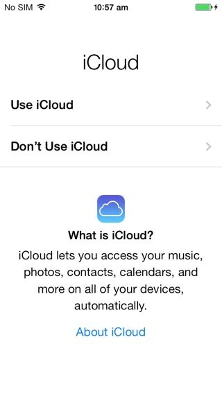 locate iphone from icloud