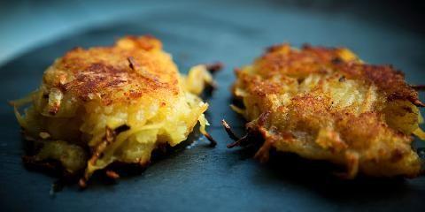 Røstipotet - Poteter som lages slik blir alltid godt. En god oppskrift med poteter er alltid lurt å ha i bakhånd.