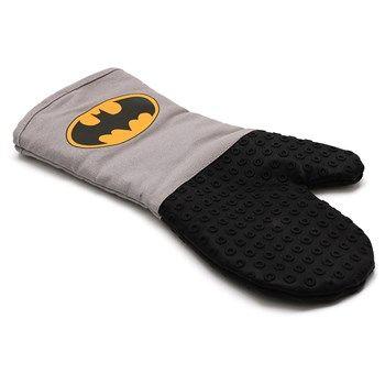 Luva de Silicone para Cozinha Batman - Presentes Criativos! - MariaPresenteira