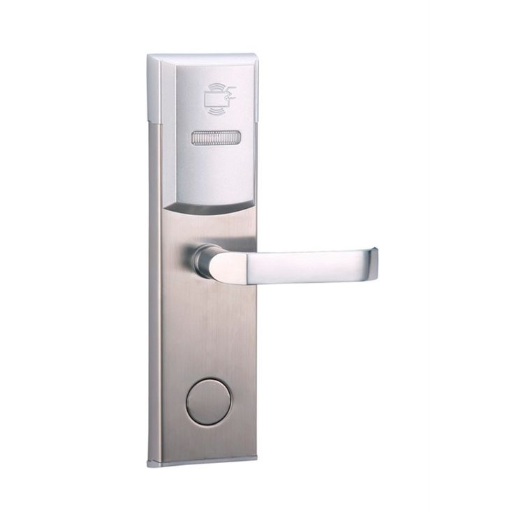 87.00$  Buy here - http://alinz7.shopchina.info/1/go.php?t=32813237577 -  RFID T5577 hotel lock, hotel lock system, sample comes with a test T5577 card ,sn:CA-8004_T57  #buyonline