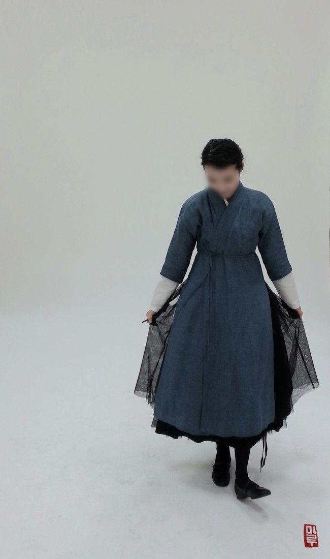 차이킴 한복과 청바지 입기 : 네이버 블로그