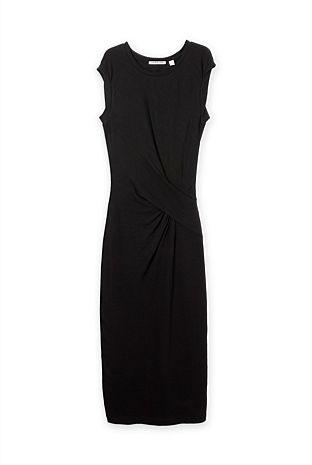Tuck Front Dress | Dresses