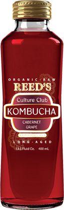 Reed's Culture Club Kombucha - Reeds, Inc. $27.99 at Costco!