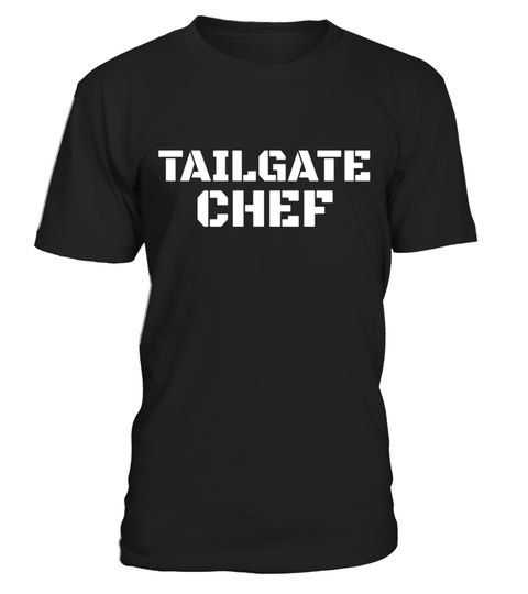 Tailgate Chef Home Team Football Food Picnic Sunday T Shirt . Special  Offer, not