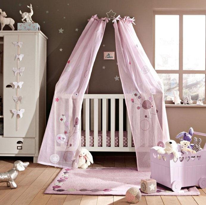 18 best pink baby room ideas images on pinterest