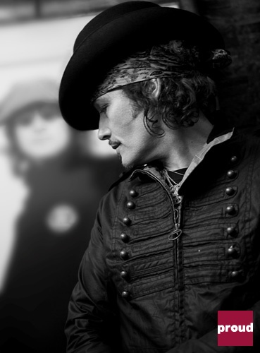 Adam Ant... Got my tickets, got a trusty partner in crime, got dinner plans, now to find the great concert outfit!