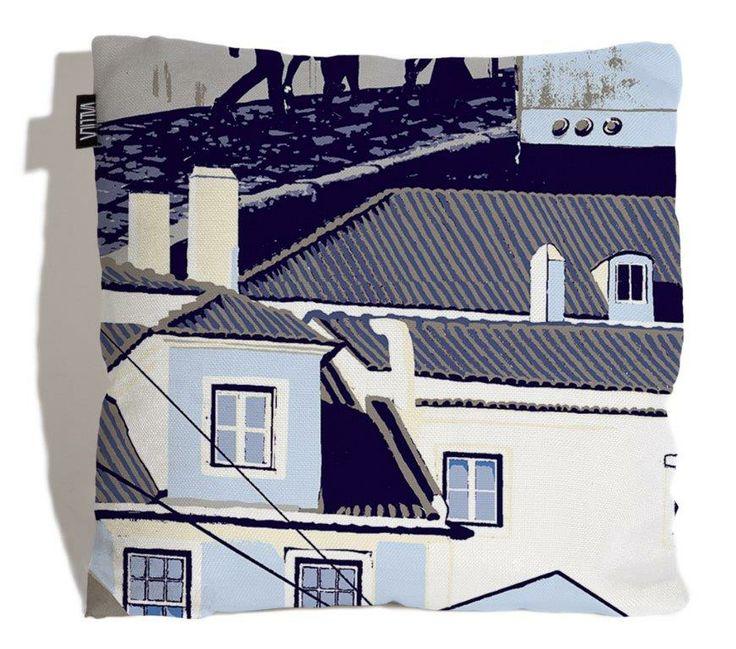 Vallila Interior - Lissabon blue