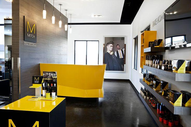 MEET THE NAHA WINNER: Mitch Men's Salon/Design