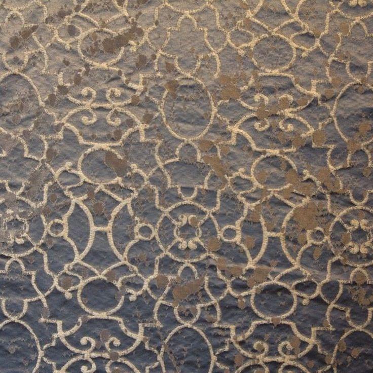 Tissu d'ameublement / baroque / en lin / en soie MOROSINI Rubelli
