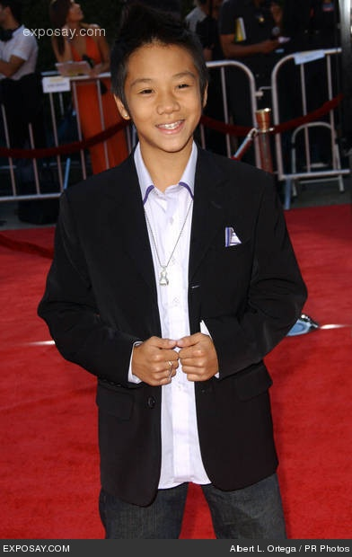 Brandon Soo Hoo, Supporting - upcoming Feature Ender's Game (also in Tropic Thunder)