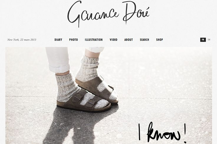 If You're Thinking About…… Spring!!….. & Birkenstocks and Socks « The Sartorialist