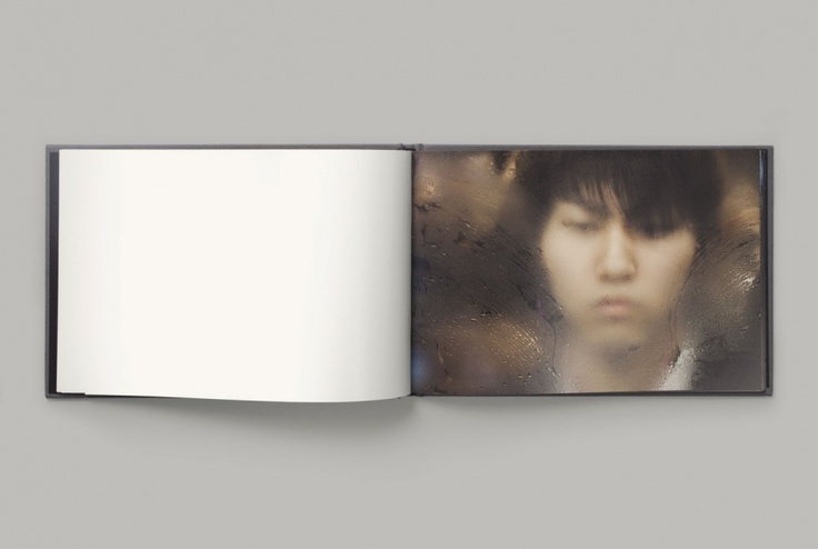 Adam Hinton photobook, Shibuya.
