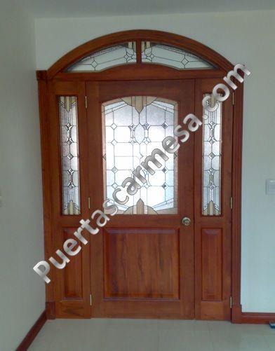Pin de puertas carmesa en puertas rustica exterior for Puertas rusticas exterior baratas