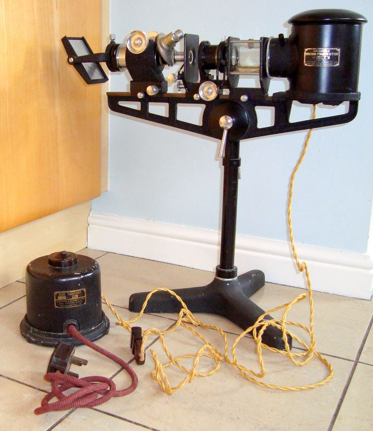 SALE!! 1930S Flatters & Garnett Precision Micro-Projector No.1645 Rare Vintage Scientific Instrument http://etsy.me/2CdXYVT #art #homedecor #vintagetechnology #microscope #flatters #garnett #powersupply #movieprop #museum