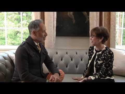 Anne Barge Interview with E. Vincent Martinez