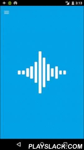 """Noisapp Free  Android App - playslack.com ,  Noisapp is an app that automates the volume of your music based on your motion.• Play your music while you move and automatically turn it down when you stop moving.• Listen while you ride, and talk to your friends when you stop.• Enjoy your music, be present in your environment, and focus on your activities.• Compatible with any media player.• Adaptable to fit your activity and style.To use Noisapp ( pronounced """"noise app""""), select your media…"""