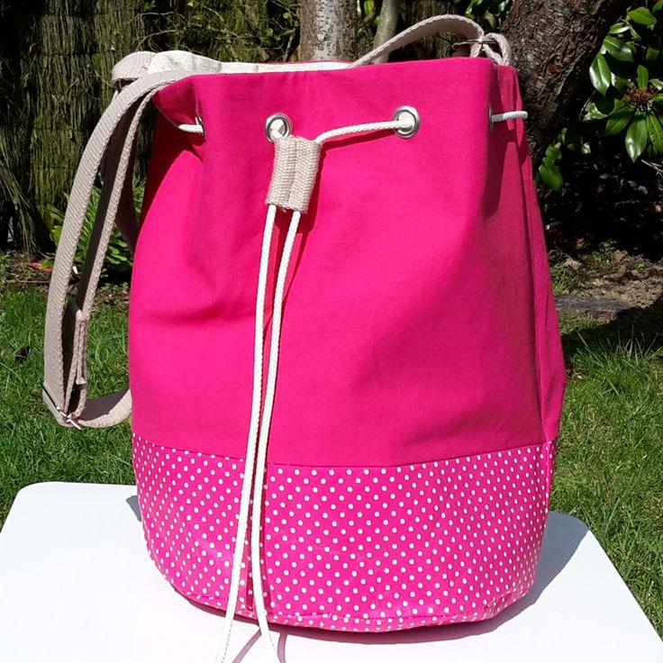 Les sacs seaux débarquent sur l'e-shop ! www.lesptitesfoliesdamelie.fr