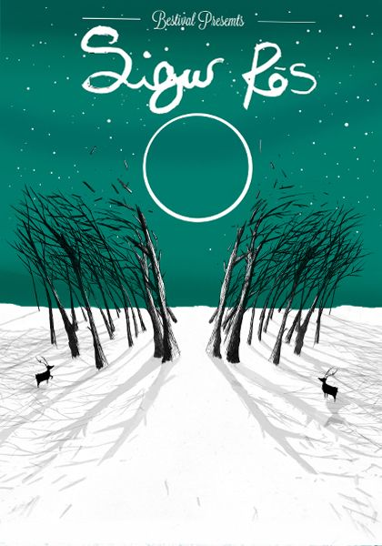 GigPosters.com - Sigur Ros - so looking forward to seeing them in 2013.