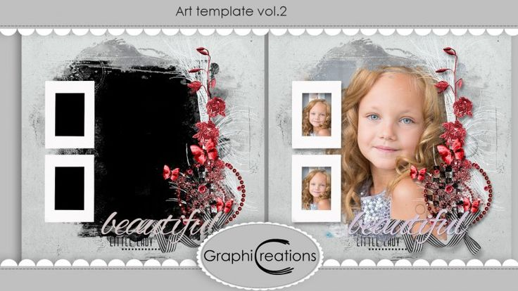 Art template vol.2 by Graphic Creations