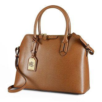 Lauren - Saffiano Leather Tate Satchel   Wish List   Pinterest ... c3c0d9985f