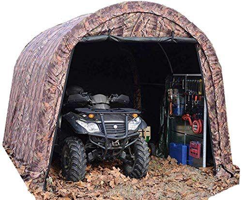New Gino Development, Inc. Camoflange ATV Shelter, Mini ...
