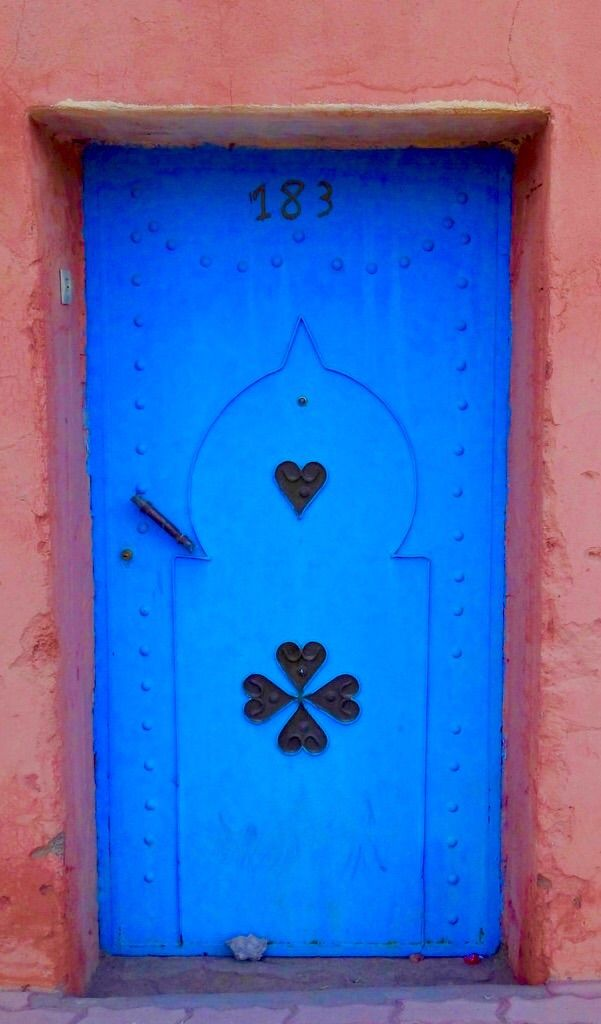 Tata, Morocco door