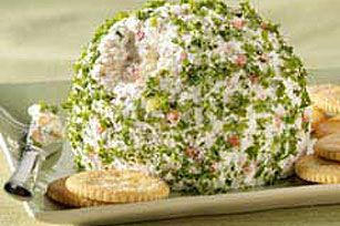 Holiday Feta Cheese Ball recipe