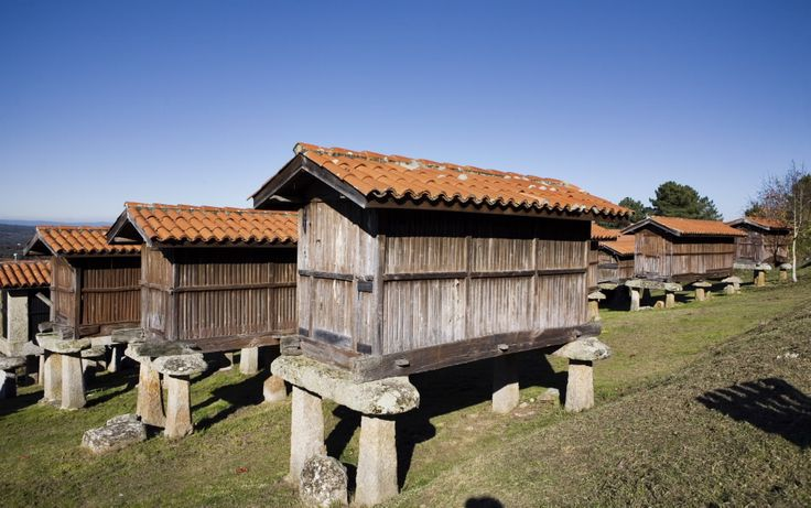 Horreos #Galicia