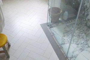 Fußboden Fliesen Globus ~ 7 besten half bath bilder auf pinterest badezimmer badezimmer im